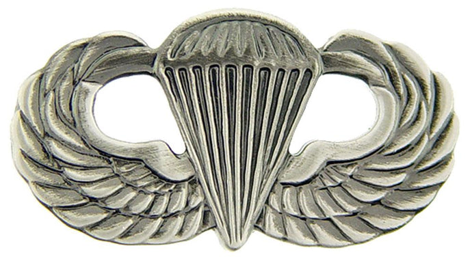 ARMY, PARATROOPER BASIC HAT PIN