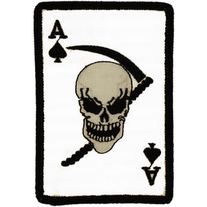 DEATH ACE, SPADE PATCH