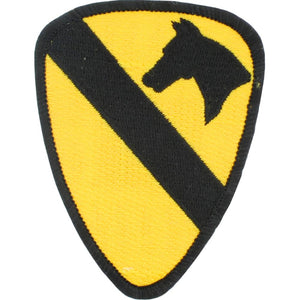ARMY 1ST CAVALRY DIV PATCH