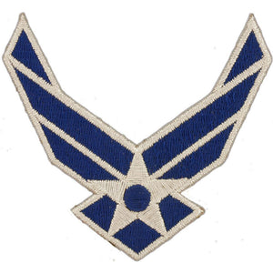 US AIR FORCE SYMBOL PATCH