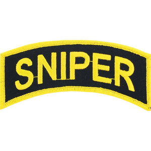 ARMY SNIPER TAB PATCH