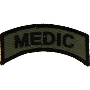 ARMY MEDIC TAB PATCH