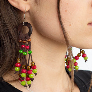 Orecchini etnici | Accessori donna | Fairtrade