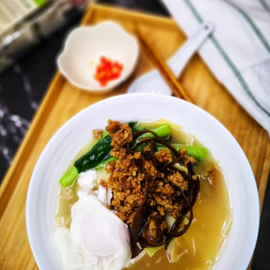 Traditional Pan Mee