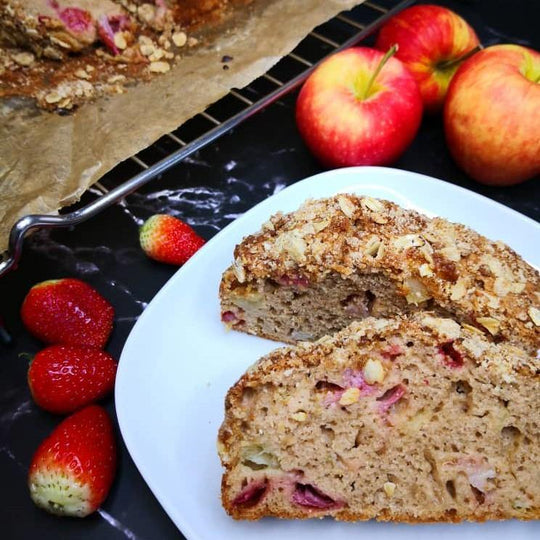 Healthy Fruit Cake