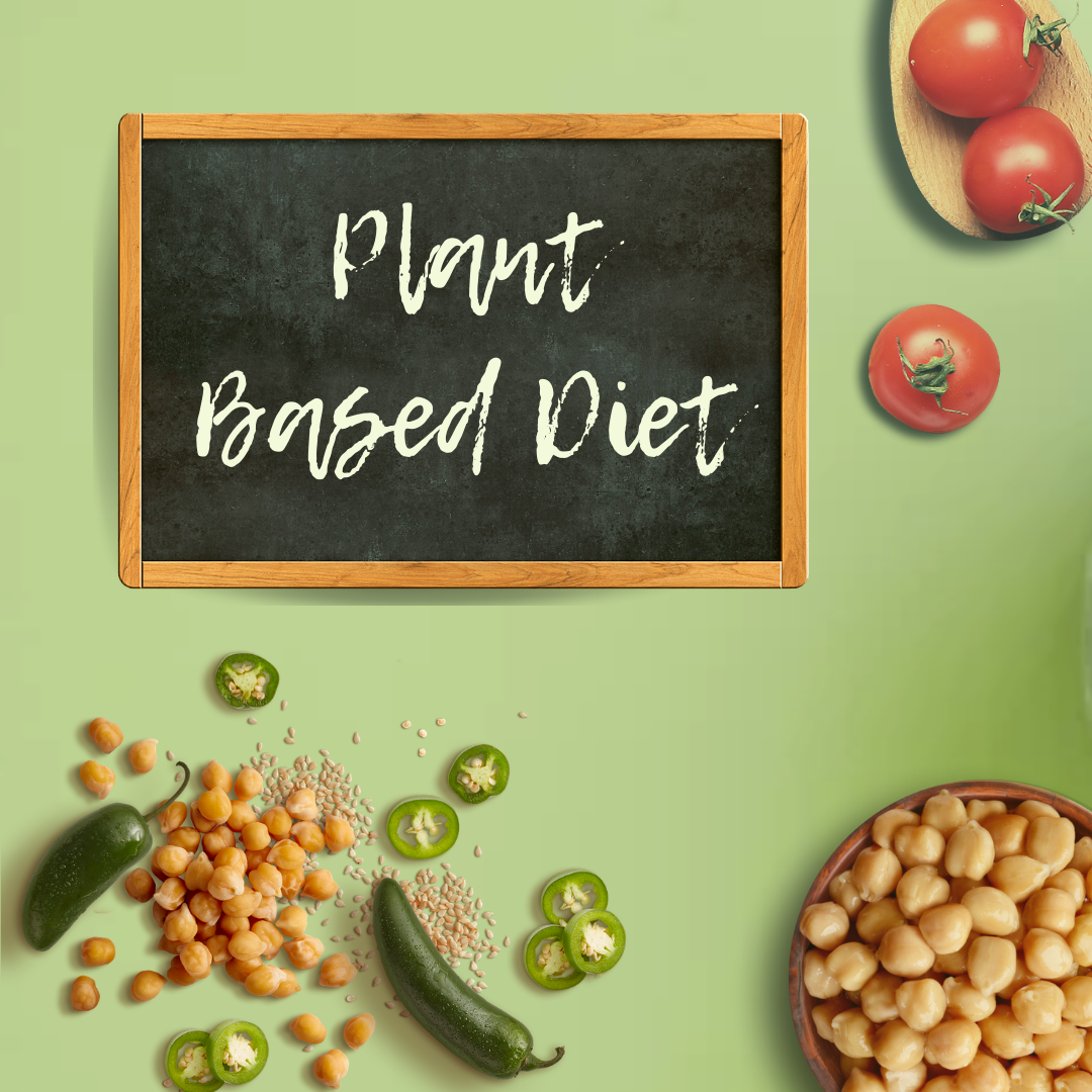 Plant-Based Diet - what does it mean?