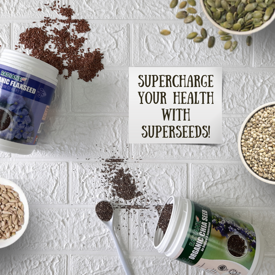 Supercharge your health with these superseeds!