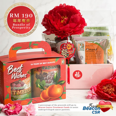 年年有余 Bundle of Prosperity - Available for Klang Valley Only