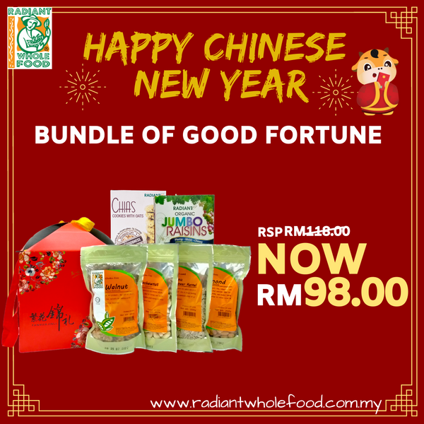 CNY - Bundle Of Good Fortune