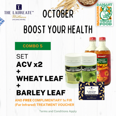 [October Boost Your Health] Combo 5