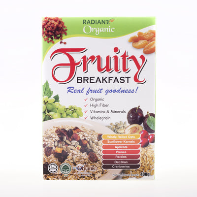 Radiant Organic Fruity Breakfast