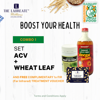 [Boost Your Health] Combo 1
