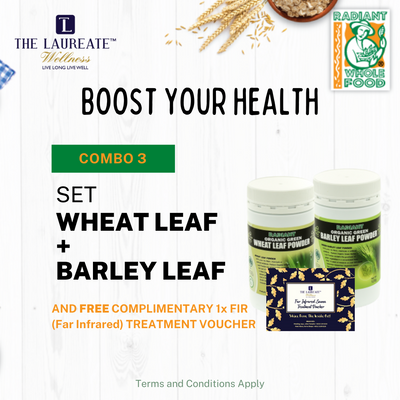 [Boost Your Health] Combo 3