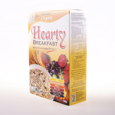 Radiant Organic Hearty Breakfast