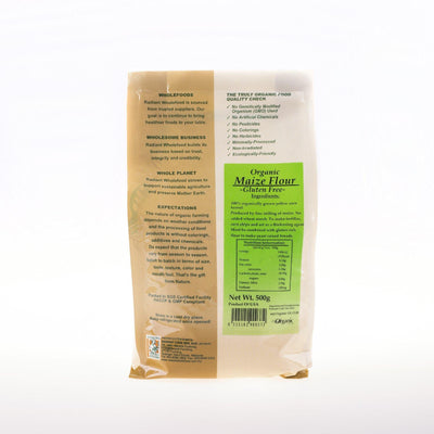 Radiant Organic Maize Flour