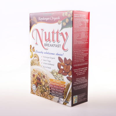 Radiant Nutty Breakfast