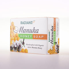 Radiant Active Manuka Honey Soap