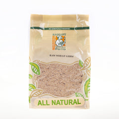 Radiant Natural Raw Wheat Germ