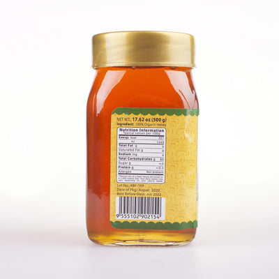 Radiant Organic Honey 500g