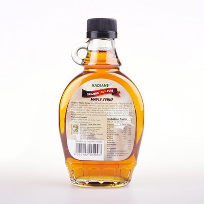 Radiant Organic Maple Syrup