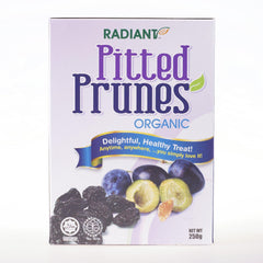 Radiant Organic Pitted Prunes