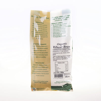 Radiant Organic Wheat Bran