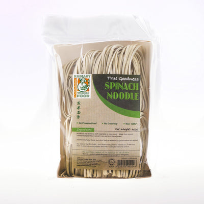 Radiant Spinach Noodle