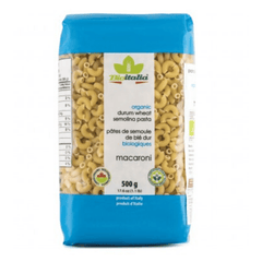 Bioitalia Macaroni Pasta Radiant-Whole-Food-Organic-Delivery KL-PJ-Malaysia