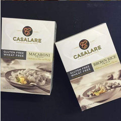 Casalare Gluten Free Brown Rice Twists Pasta Radiant-Whole-Food-Organic-Delivery KL-PJ-Malaysia