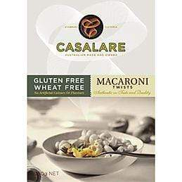 Casalare Gluten Free Macaroni Twists Pasta Radiant-Whole-Food-Organic-Delivery KL-PJ-Malaysia