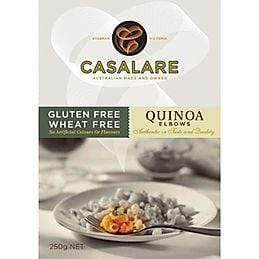 Casalare Gluten Free Quinoa Elbows Pasta Radiant-Whole-Food-Organic-Delivery KL-PJ-Malaysia