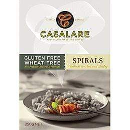Casalare Gluten Free Spirals Pasta Radiant-Whole-Food-Organic-Delivery KL-PJ-Malaysia