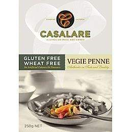 Casalare Gluten Free Vegi Penne Pasta Radiant-Whole-Food-Organic-Delivery KL-PJ-Malaysia