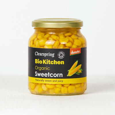 Clearspring Bottled Sweet Corn Condiments Radiant-Whole-Food-Organic-Delivery KL-PJ-Malaysia