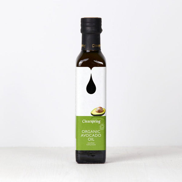 Clearspring Organic Avocado Oil Cooking Oil Radiant-Whole-Food-Organic-Delivery KL-PJ-Malaysia