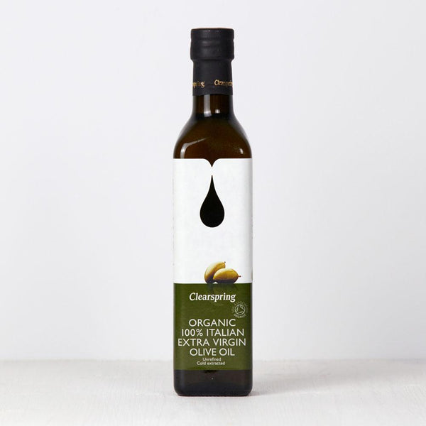 Clearspring Organic Extra Virgin Olive Oil Cooking Oil Radiant-Whole-Food-Organic-Delivery KL-PJ-Malaysia