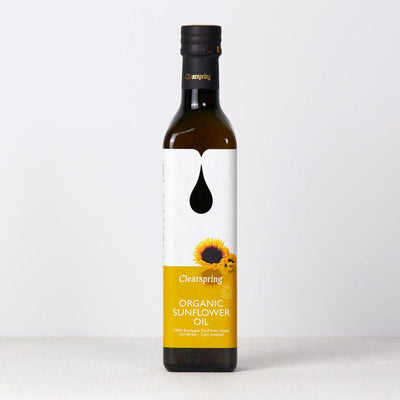 Clearspring Organic Sunflower Oil Cooking Oil Radiant-Whole-Food-Organic-Delivery KL-PJ-Malaysia