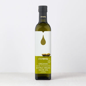 Clearspring Organic Tunisian Extra Virgin Olive Oil