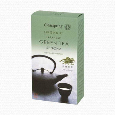 Clearspring Sencha Green Tea Tea Radiant-Whole-Food-Organic-Delivery KL-PJ-Malaysia
