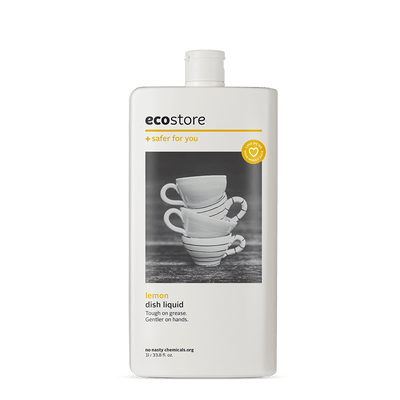 Ecostore Dishwash Liquid - Lemon 1L