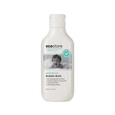 Ecostore Baby Bubble Bath Baby Hair & Body Radiant-Whole-Food-Organic-Delivery KL-PJ-Malaysia