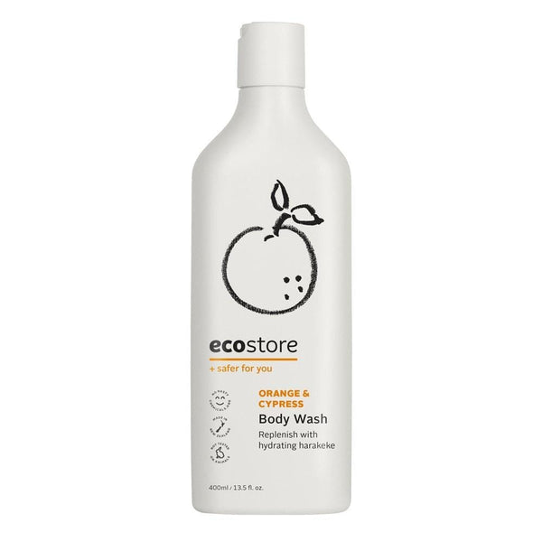Ecostore Body Wash - Orange & Cypress Body Wash Radiant-Whole-Food-Organic-Delivery KL-PJ-Malaysia