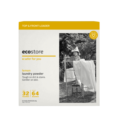 Ecostore Lemon Laundry Powder Laundry Radiant-Whole-Food-Organic-Delivery KL-PJ-Malaysia
