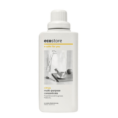 Ecostore Multi Purpose Cleaner Conc. Citrus Dishwashing & Cleaning Radiant-Whole-Food-Organic-Delivery KL-PJ-Malaysia
