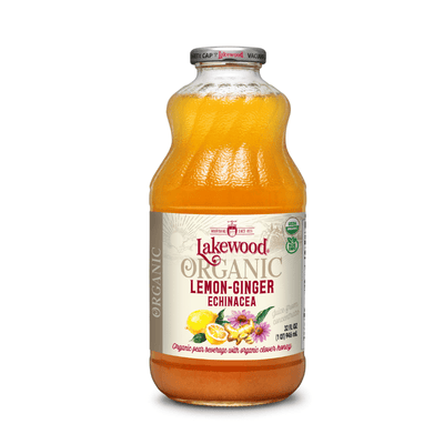 Lakewood Lemon-Ginger W/ Echinacea Beverages Radiant-Whole-Food-Organic-Delivery KL-PJ-Malaysia