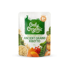 Only Organic Ancient Grains Risotto Baby Meals Radiant-Whole-Food-Organic-Delivery KL-PJ-Malaysia