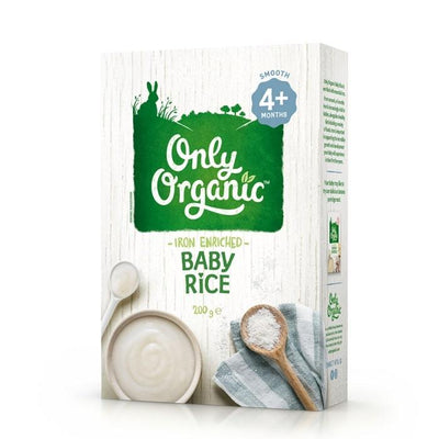 Only Organic Baby Rice (Box) Baby Meals Radiant-Whole-Food-Organic-Delivery KL-PJ-Malaysia