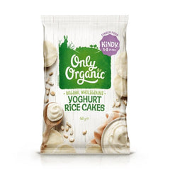 Only Organic Junior Mini Yogurt Rice Cakes Baby Snacks Radiant-Whole-Food-Organic-Delivery KL-PJ-Malaysia