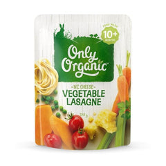 Only Organic Vegetable Lasagne Pouch Baby Meals Radiant-Whole-Food-Organic-Delivery KL-PJ-Malaysia