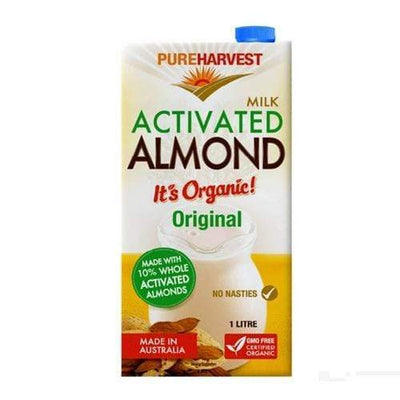 Pure Harvest Almond Milk Non-Dairy Milk Radiant-Whole-Food-Organic-Delivery KL-PJ-Malaysia